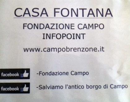 Infopoint Fondazione Campo